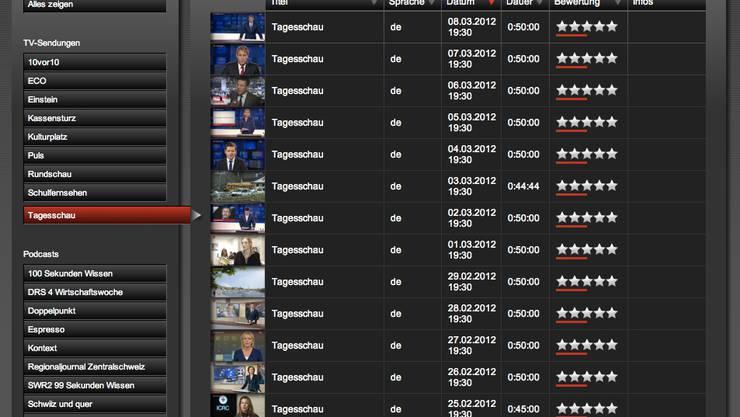 So kommt nanoo.tv daher.
