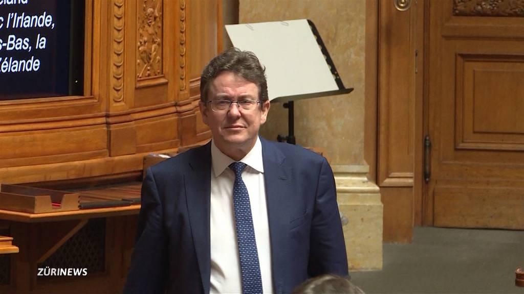 Trotz Absage der Delegiertenversammlung: Albert Rösti tritt definitiv zurück