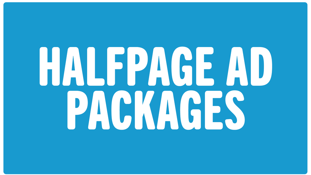 Halfpage Ad Packages
