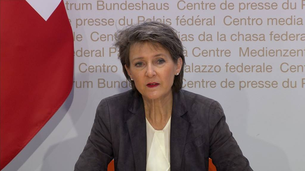 «Der Bund und die Kantone werden die Betroffenen unterstützen»