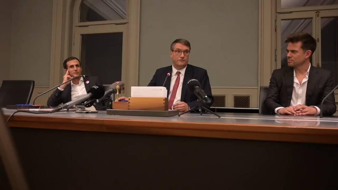 Christian Levrat tritt im Frühling als SP-Parteichef ab