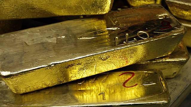 Preis für Gold klettert weiter nach oben