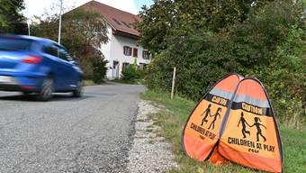 Die Einwohner Lostorfs setzten sich für Tempo 30 in Wohnquartieren ein - wie hier in Mahren.