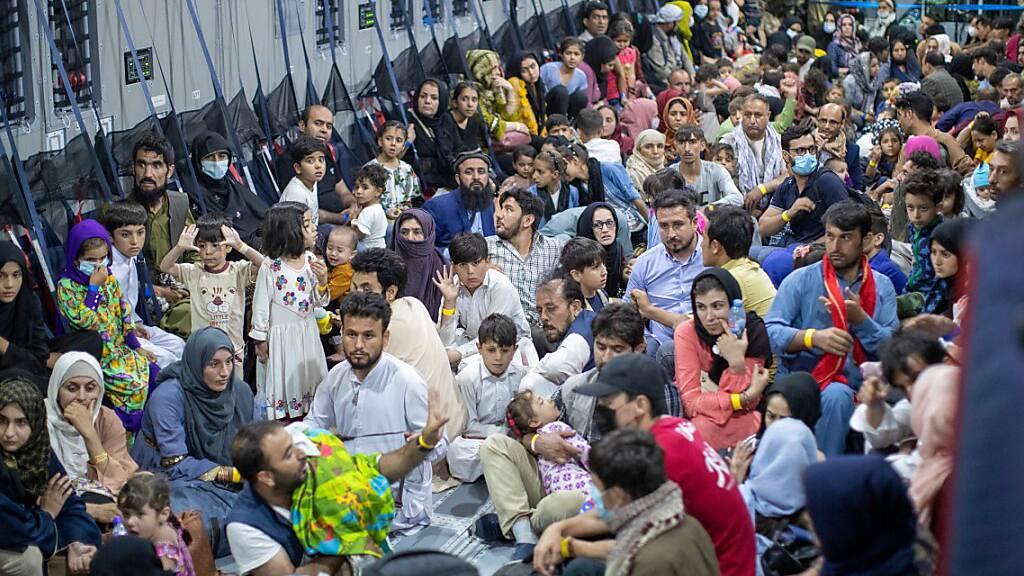 Bundeswehr fliegt weitere 196 Menschen aus Kabul aus