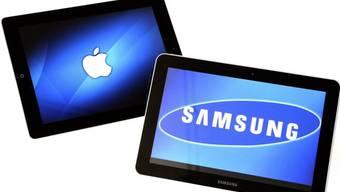 Samsung soll unter anderem das Design von iPad kopiert haben