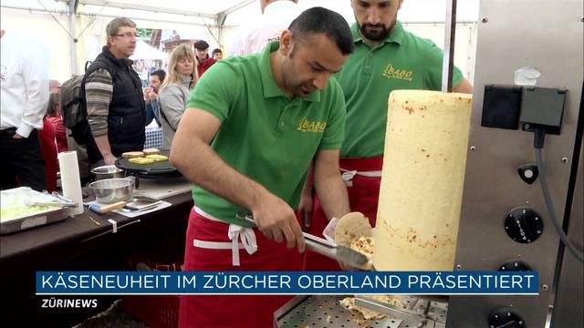 Saland präsentiert ersten Käse-Kebab