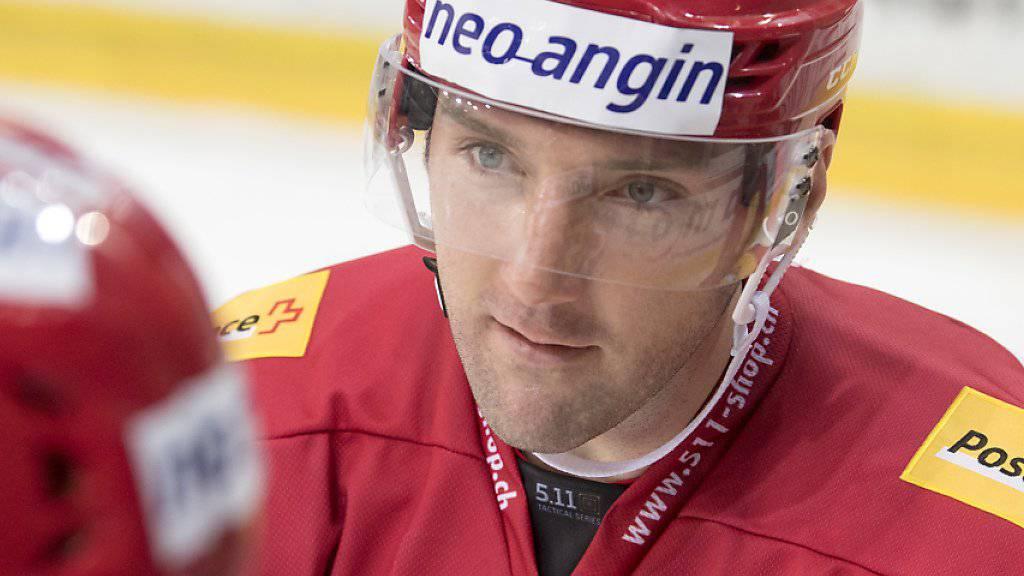 Cam Barker spielt mindestens bis Ende November in Finnland