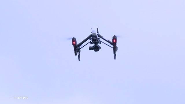 Bund will Drohnen registrieren