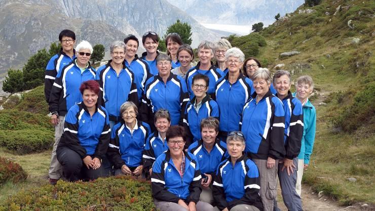FTV Zetzwil mit Aletschgletscher