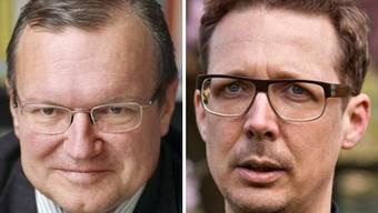 Politiologe Michael Hermann nervt sich über die Dominanz seines Berufskollegen Claude Longchamp.