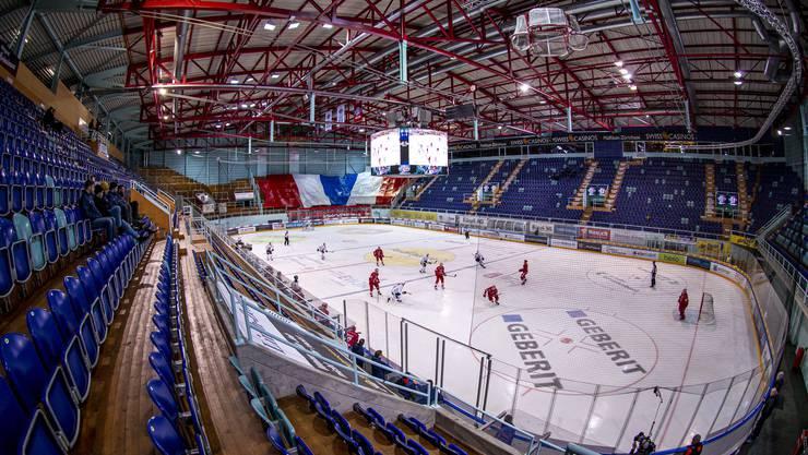 Geisterspiel zwischen Rapperswil-Jona und Lugano