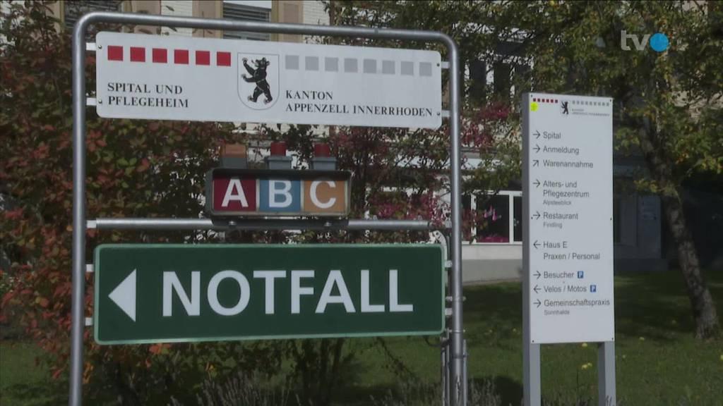 Innerrhoder Regierung will Spitalneubau - trotz Defizit