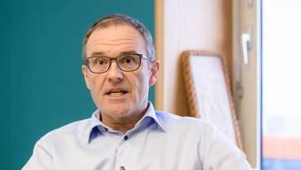 Zurück an den Absender: Der Baselbieter Standortförderer Thomas Kübler sagt, er könne die Kritik von Christoph Buser nicht richtig einordnen.