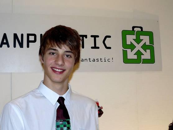 Alexander Pfyffer, CEO Fanplastic