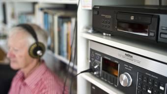 Fast alle hören täglich Radio (Symbolbild)
