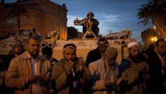 Amnesty bezichtigt das ägyptische Militär der Folter an friedlichen Demonstranten.