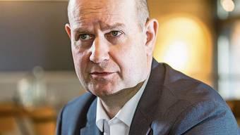 Dieter Widmer, Direktionspräsident der AKB.
