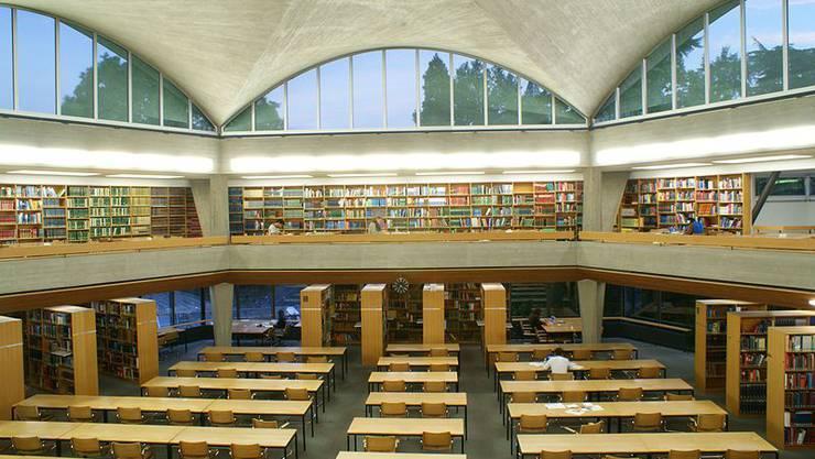 Arbeitstraum der Universitätsbibliothek Basel