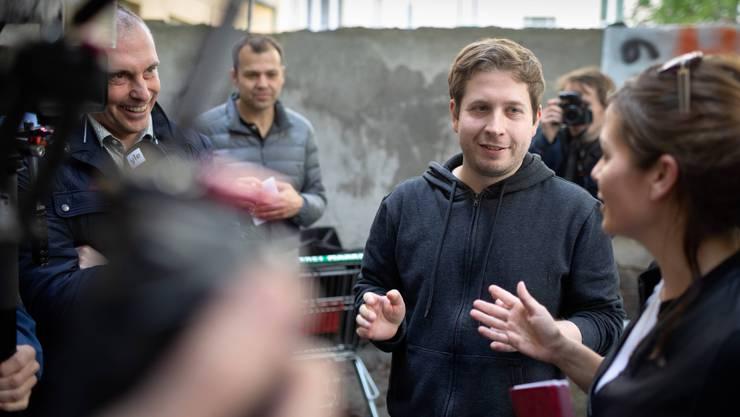 Kevin Kühnert mischt die SPD auf.