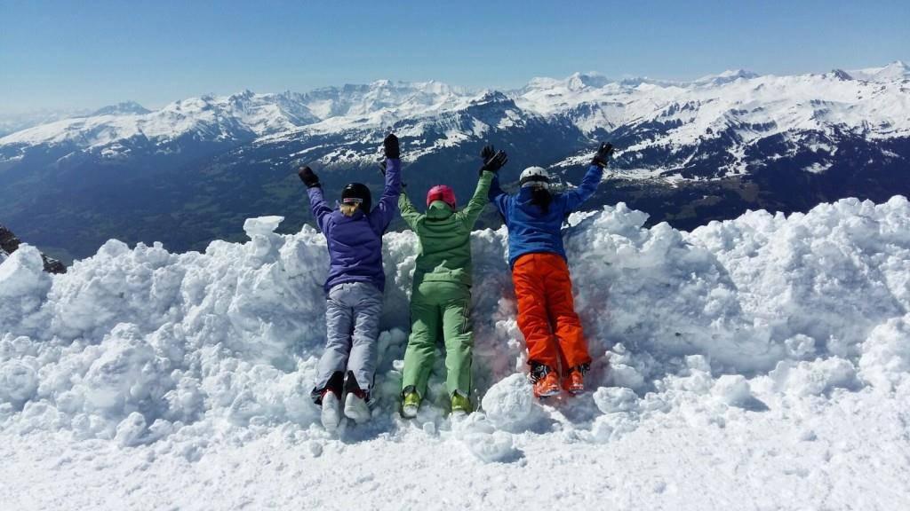 Das Toggenburg fährt Ski