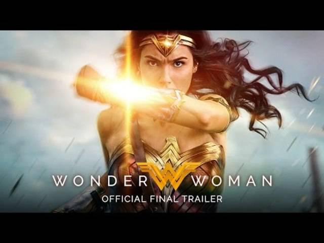 WONDER WOMAN – Official Final Trailer