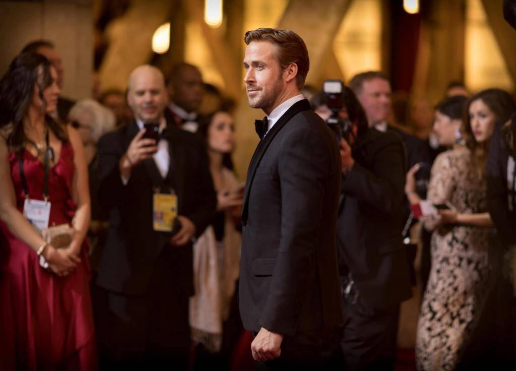 Platz 2: Ryan Gosling (© Getty Images)