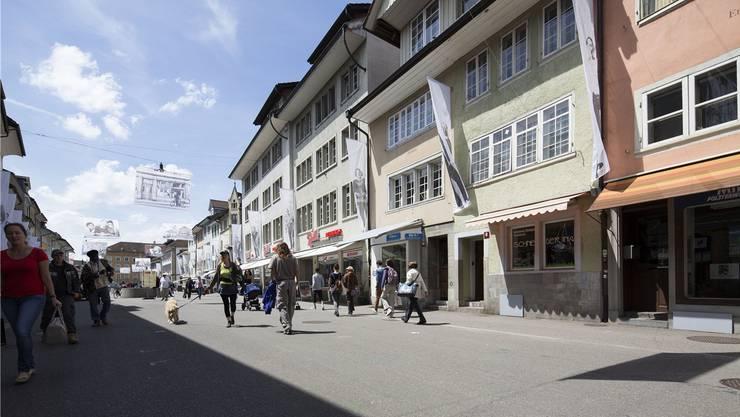 Ein Betreiber einer kleinen Bar in Winterthur, hatte verbotenerweise sein Lokal geöffnet. (Archivbild)