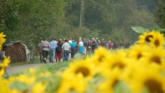 Leserwandern: Endingen-Tegerfelden-Baldingen