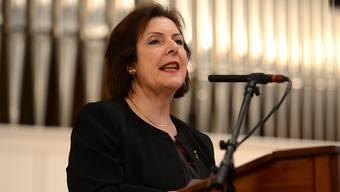Christine Egerszegi über die Politiker-Sprache.