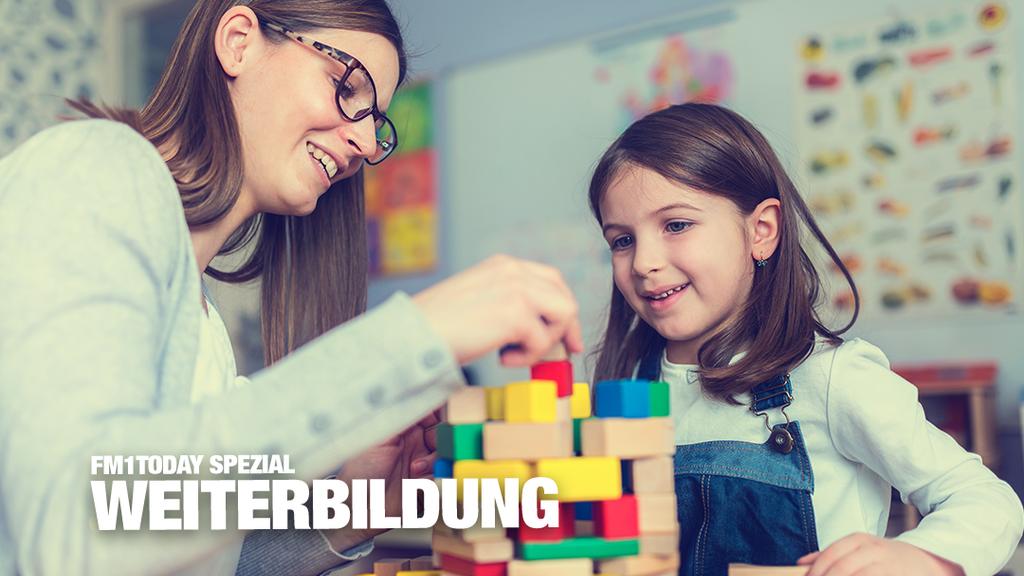 Passt eine Lehre zur Fachfrau Kinderbetreuung zu dir? (Symbolbild)