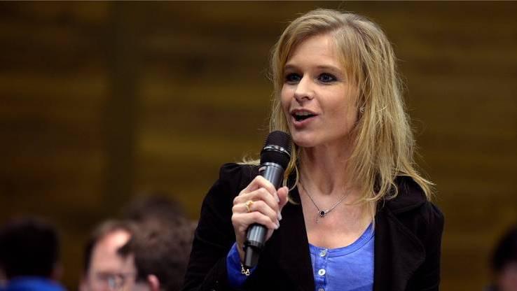 «Ich konzentriere mich auf diejenigen, die immer wieder bösartige Kommentare hinterlassen», sagt Nicole Müller-Boder.