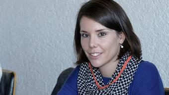 CVP-Landrätin und ehemalige Parteipräsidentin Sabrina Corvini-Mohn ist kurz vor Ostern erstmals Mutter geworden. (Archivbild)