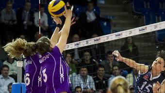 Volero Zürich scheitert erneut im Champions-League-Viertelfinal