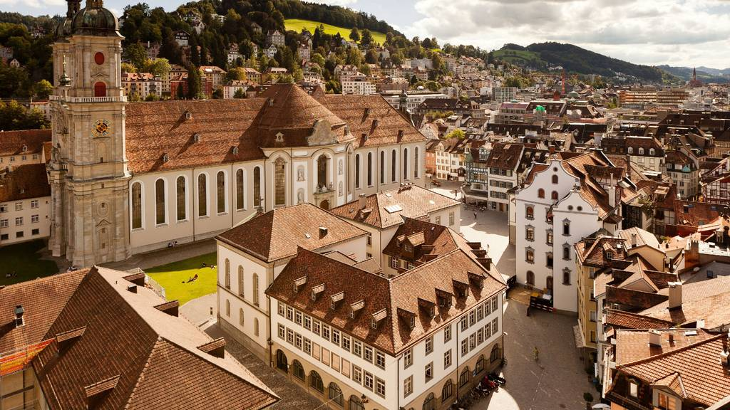 Freizeittipp: Ostern in der Weltkulturerbestadt St. Gallen erleben