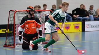 Unihockey: NLA, SV Wiler Ersigen - GC (08.12.19)
