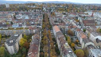 Basel will bis 2050 deutlich mehr günstige Wohnungen anbieten.