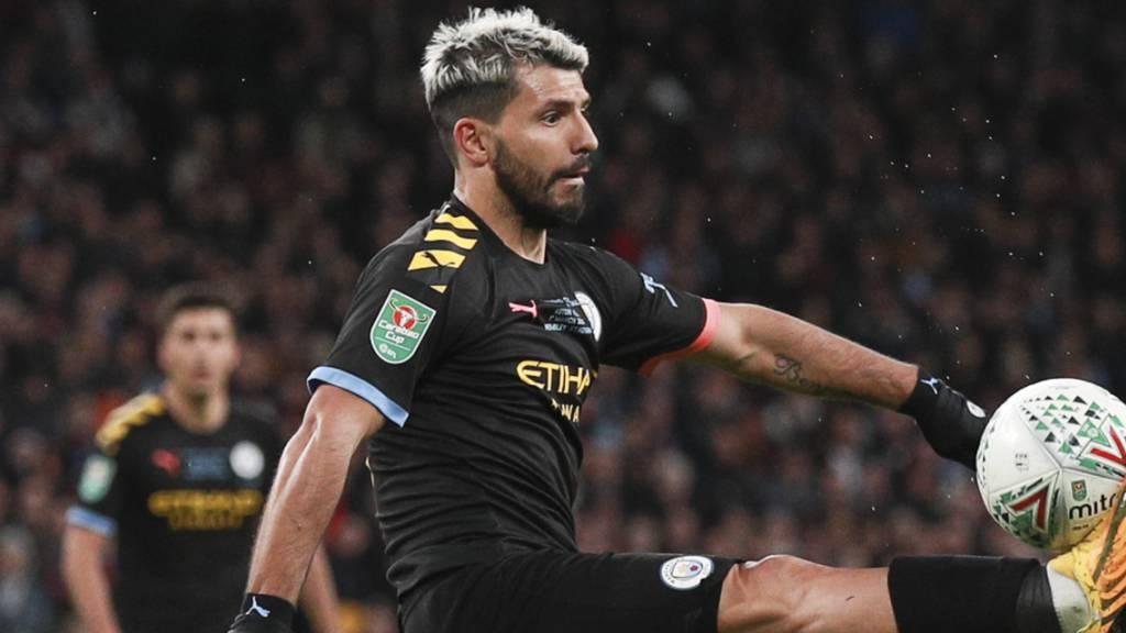 Manchester City siegt im Wembley gegen Aston Villa