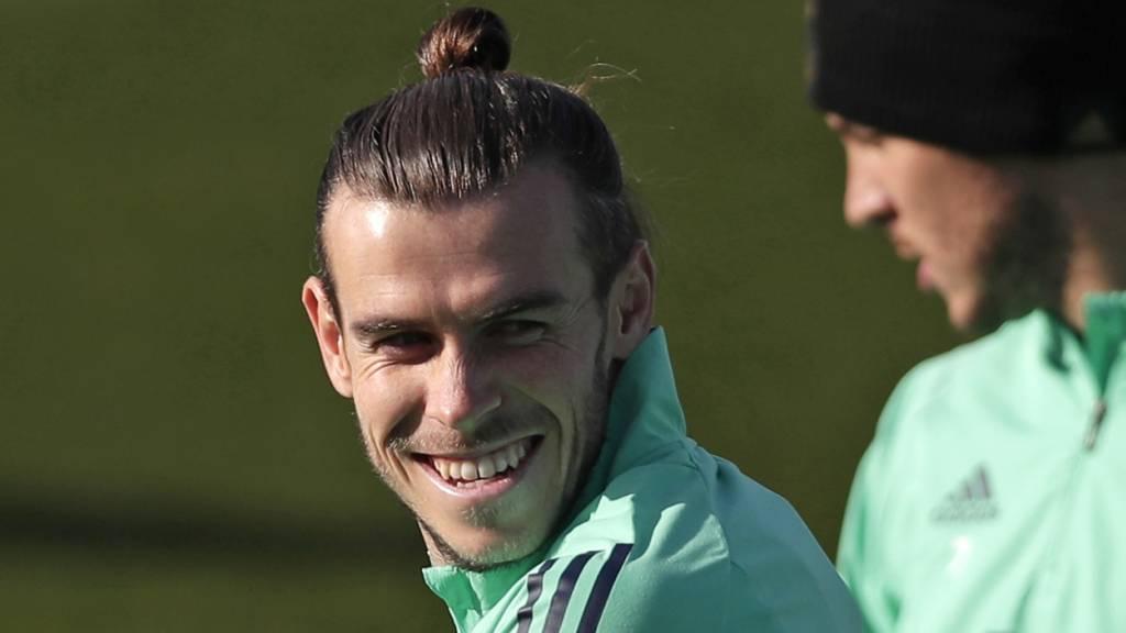 Bale für ein Jahr leihweise zu Tottenham