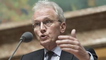Der Direktor des Schweizerischen Gewerbeverbandes Hans-Ulrich Bigler.