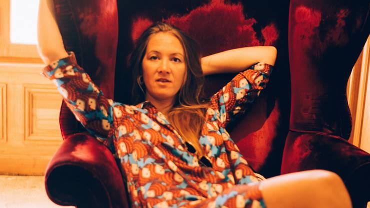 Sängerin Sophie Hunger im Gespräch über ihr neues Album.