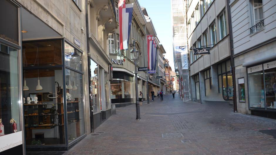 In Luzern wütet das Ladensterben wegen Corona und Online-Handel