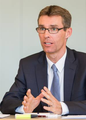 «Wenn wir noch mehr solche Kassen schaffen, gibt es bald nichts mehr politisch zu entscheiden»: Lukas Pfisterer, Grossrat FDP.