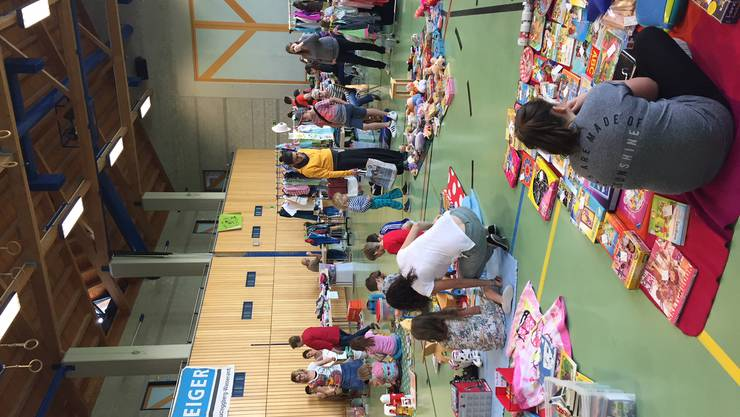 Erfolgreiche Kinderkleider- und Spielzeugbörse in Subingen ...