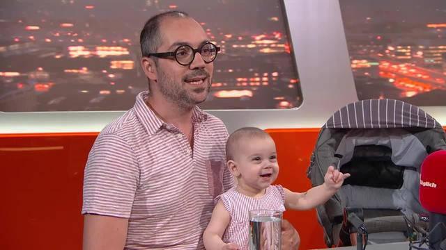 Ein Baby – zwei Väter