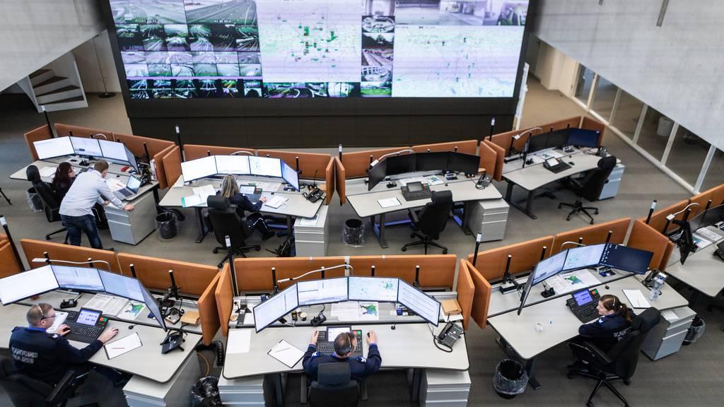 Nach Fusion: In Bern entsteht die grösste Einsatzzentrale der Schweiz