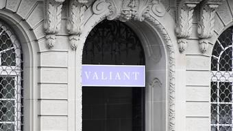 Sechs Bankfilialen gibt es bereits in Brugg. Für eine Valiant Bank also viel Konkurrenz. (Archiv)