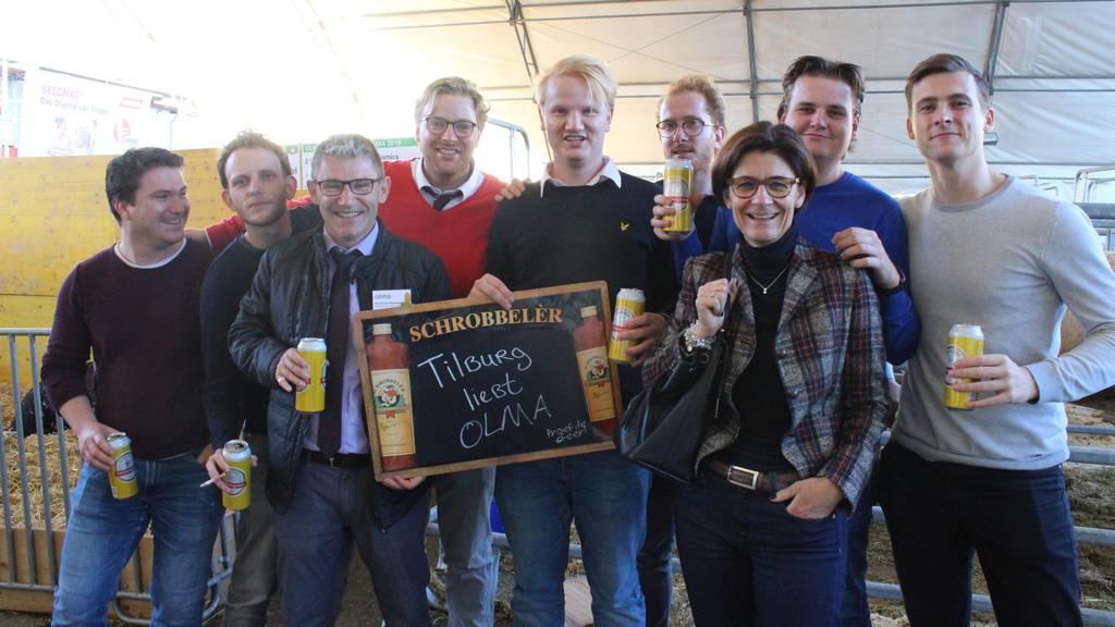 Holländer kommen dank Nancy Holten ans Olma-Säulirennen