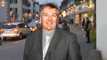 Hansjörg Wilde gibt sich gute Chancen für die Wahl zum Gemeindepräsidenten.