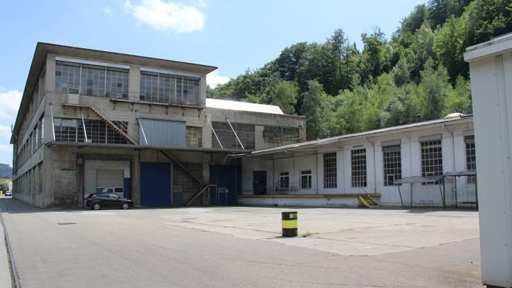 Das Freilichttheater wird auf dem ehemaligen Firmenareal der von Roll in der Klus aufgeführt.