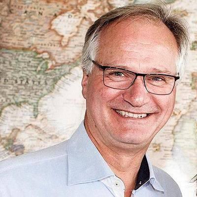 EU-Chefverhandler Christian Leffler.